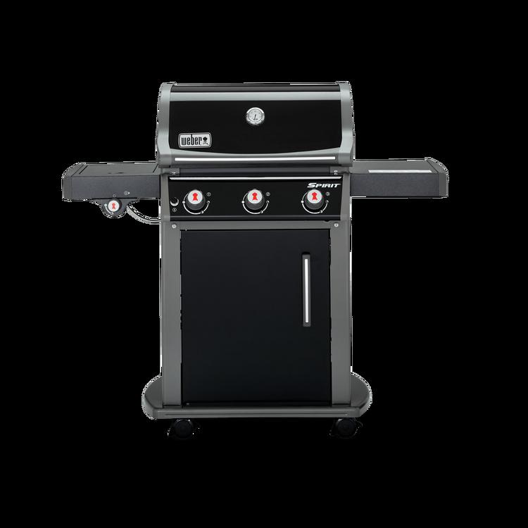 weber spirit e 320 original gbs black grill co. Black Bedroom Furniture Sets. Home Design Ideas